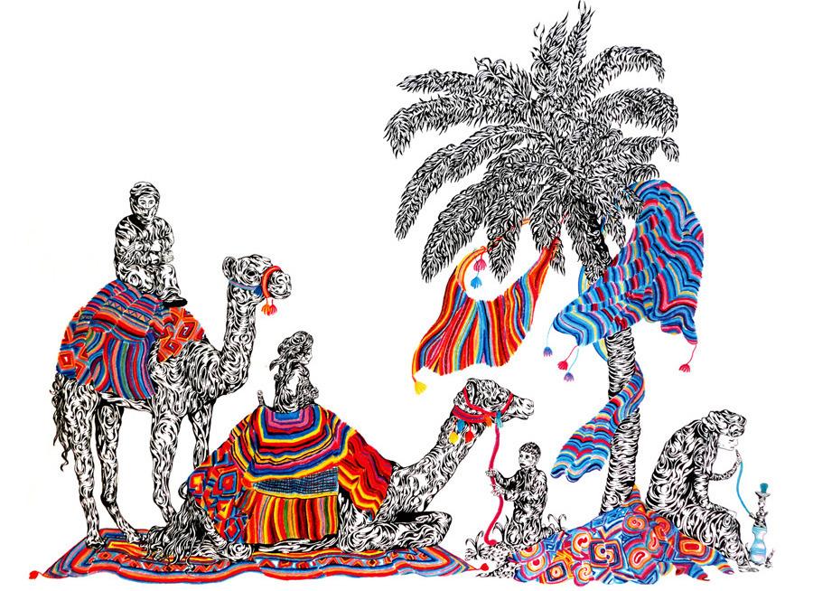 andrew-khosravani-camels-chillin