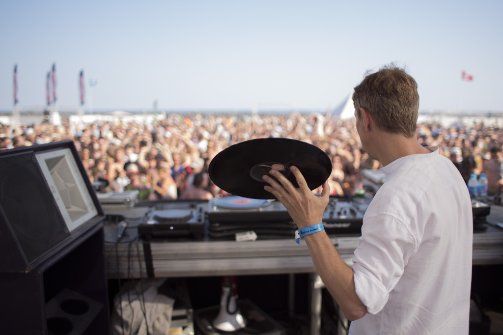 Photo taken at Gilles Peterson's Worldwie Festival 2013. Please credit Tom Morgan - www.tomdmorgan.com