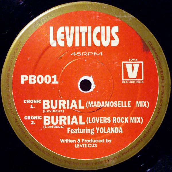 leviticus-burial