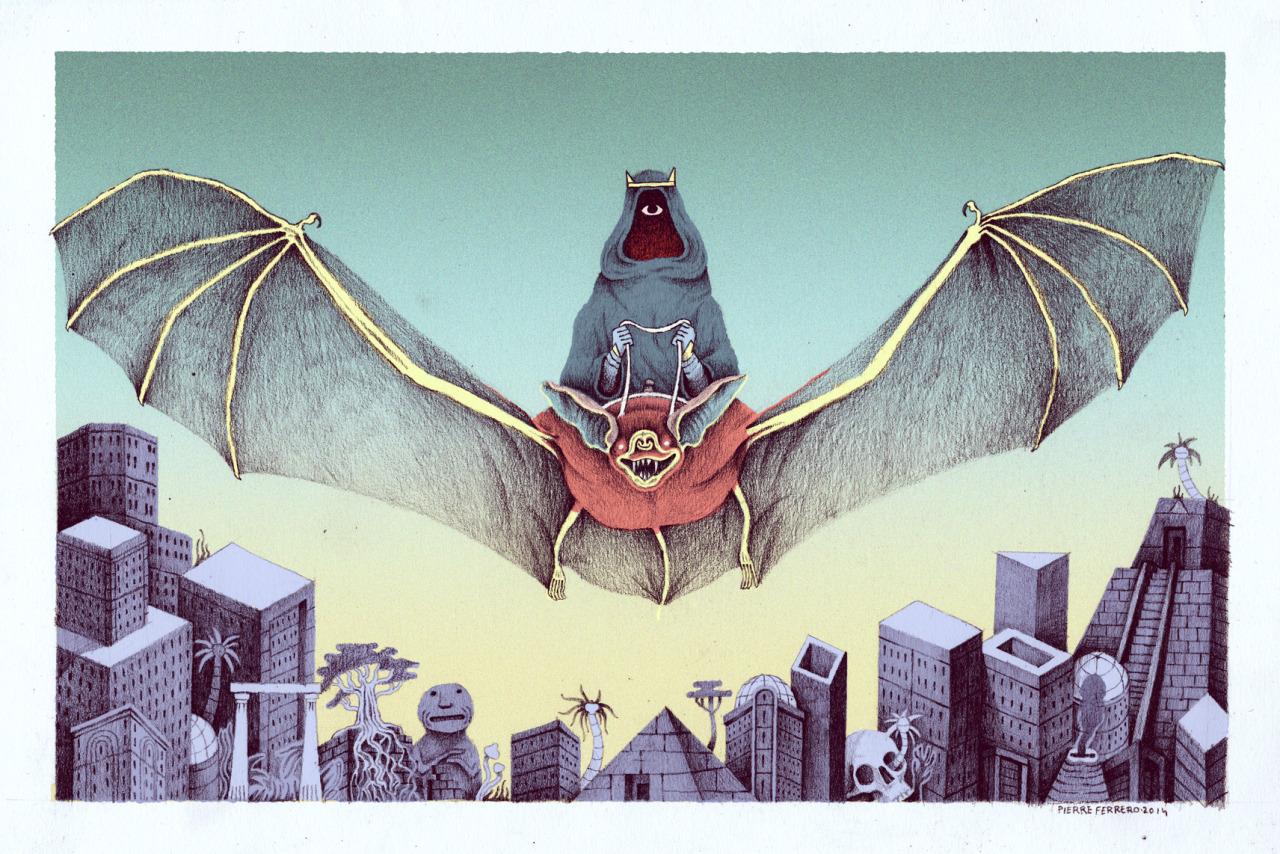 pierre-ferrero-comic-illustration